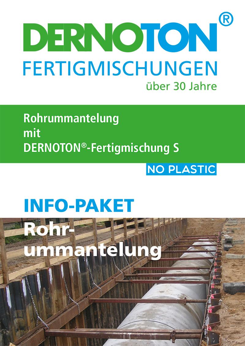 DERNOTON Info-Paket Rohrummantelung