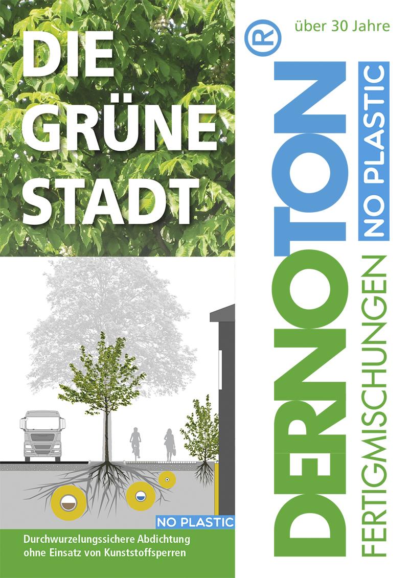 DERNOTON Prospekt Die Grüne Stadt