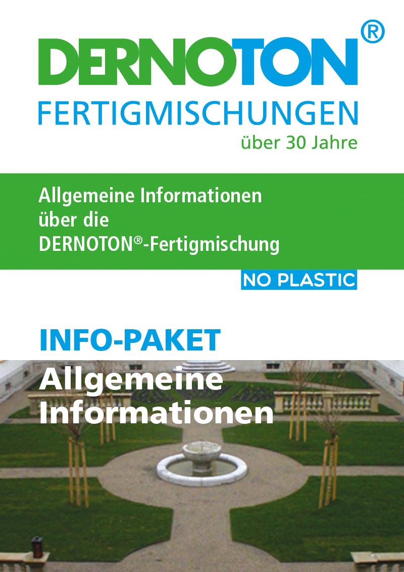 Dernoton Info-Paket Allgemeine Informationen
